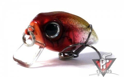 Воблер Anglers Republic Bug Minnow 20SR / SCP-44