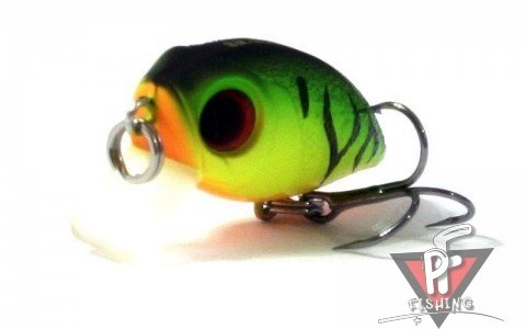 Воблер Anglers Republic Bug Minnow 20SR / SCP-70
