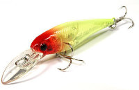 Воблер Lucky Craft Bevy Shad 60F_5324 Crawn Lime 201