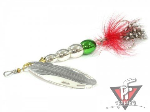 Блесна EXTREME FISHING Certain Addiction №2 9g 04-S/FluoGreen/S