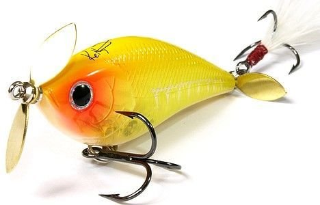 Воблер Lucky Craft Kelly J Jr.-220 Impact Yellow