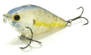 Воблер Lucky Craft Next Walker-000F_5547 Clear Chartreuse Shad 691*