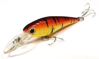 Воблер Lucky Craft Bevy Shad 50SP_0289 Fire Tiger 197*