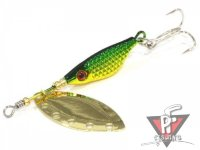 Блесна EXTREME FISHING Absolute Obsession №0 3g 10 G/Green/G