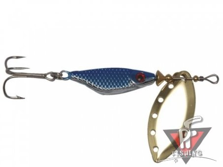 Блесна EXTREME FISHING Absolute Obsession №0 3g 16 S/Blue/G