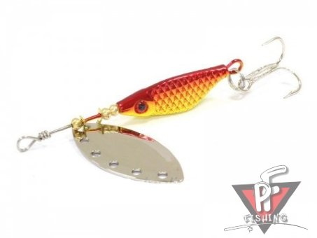 Блесна EXTREME FISHING Absolute Obsession №1 6g 13 G/Red/S