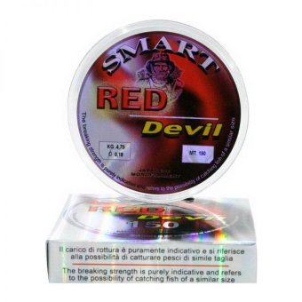 Леска SMART RED DEVIL 150m 0.40mm