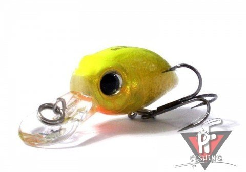 Воблер Anglers Republic Bug Minnow 20MR / GCH