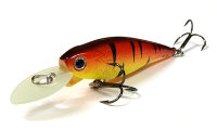 Воблер Lucky Craft Bevy Shad MK-II 60SP-082 Fire Tiger*