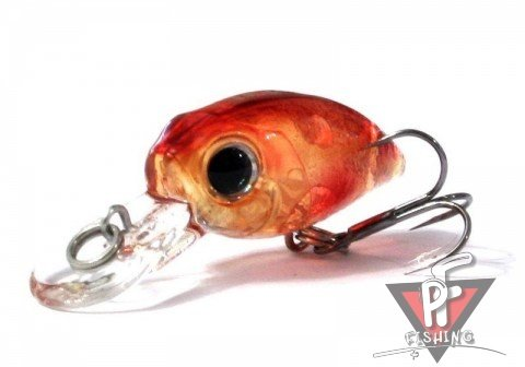 Воблер Anglers Republic Bug Minnow 20MR / IK