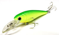 Воблер Lucky Craft Bevy Shad 50F_0019 Lime Chart 085